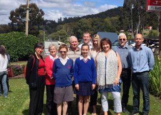 Huon Helping Hand Community Grants