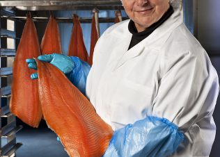 Huon wins major Tasmanian Seafood Industry Award