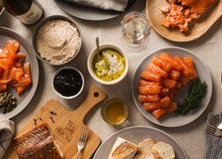Premium Tasmanian salmon on the menu this Christmas