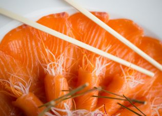 Safe Food Handling of Cold Smoked Salmon