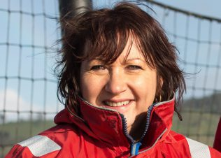 Huon Aquaculture Co-founder Frances Bender nominated for Pride of Australia Medal