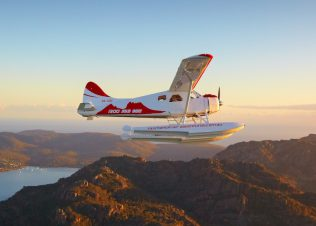 Limited time offer with Tasmanian Air Adventures