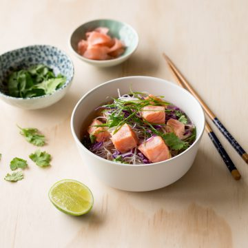 Huon Salmon Thai Broth