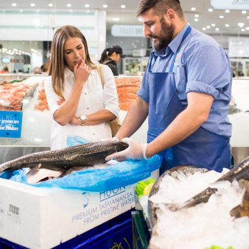 What to look for when buying fresh salmon
