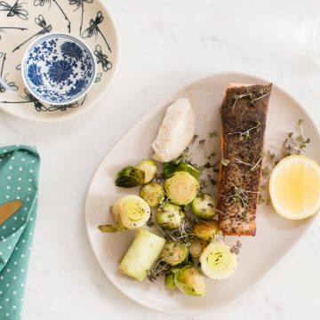 How to cook the perfect crispy skin Huon Salmon