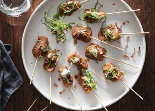 Huon Salmon Lollypops