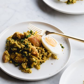 Huon Salmon Keto Kedgeree