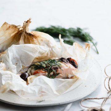 Huon Salmon Parcel Mediterranean Medley
