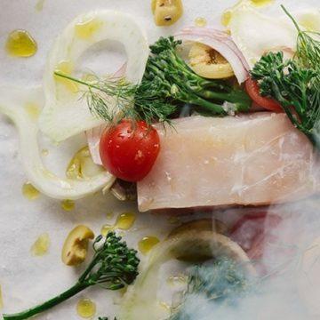 Huon Salmon Fish Parcel