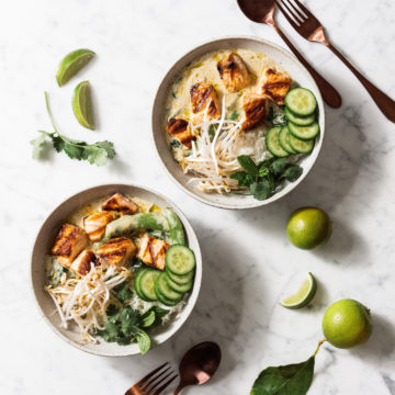 Huon Salmon Thai Green Curry