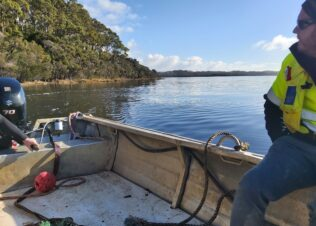 WWF Report on salmon farming in Macquarie Harbour